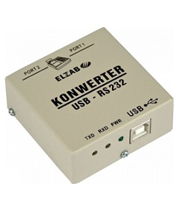 Konwerter USB-RS232